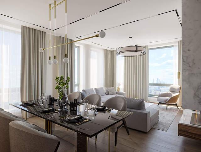 Группа ПСН построит в Москве квартиры эконом-класса и элитное жилье
