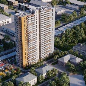 В центре Перми появится ЖК высотой до 34 этажей