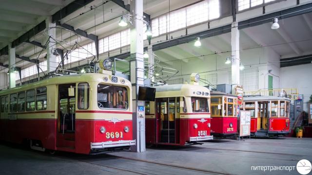 В Петербурге у музея электротранспорта могут построить апартаменты