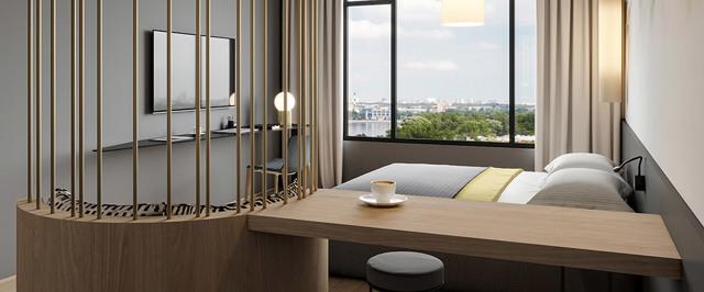 Рынок апартаментов в Петербурге развивается как в Европе