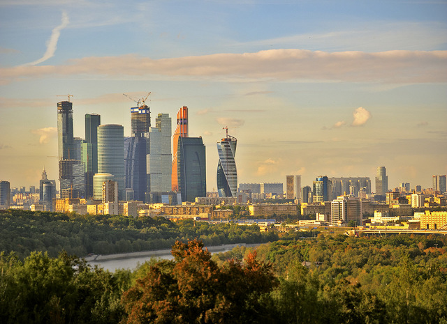 Аренда апартаментов и дорогих офисов в Москве резко подешевеет