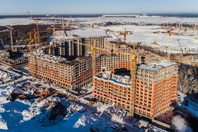 В Москве стали чаще сдавать квартиры в новостройках
