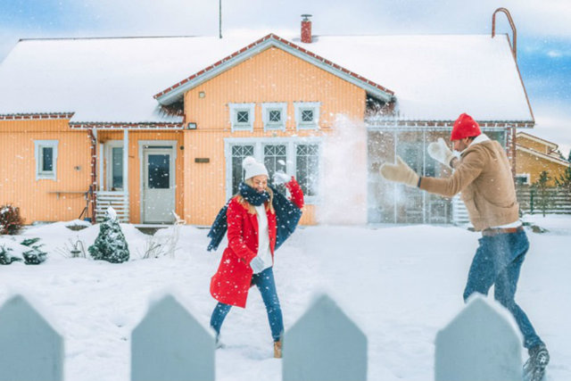 В Подмосковье стартовал сезон загородной новогодней аренды