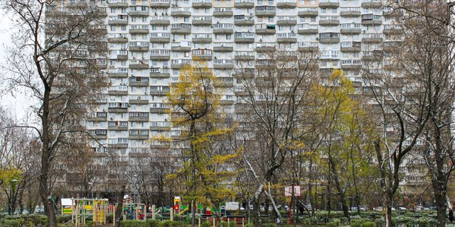 В центре Москвы хотят построить экспериментальный дом
