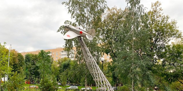 Осенью в Москве откроют парк в честь 70-летия Победы