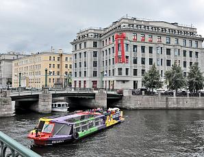 В Петербурге заполняемость гостиниц стала рекордной