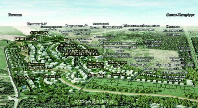 На месте будущего города-спутника Петербурга идут раскопки