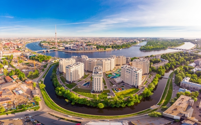 В Петербурге растет интерес к новостройкам