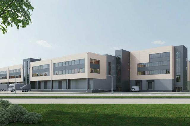 В Новой Москве построят крупный административно-складской центр