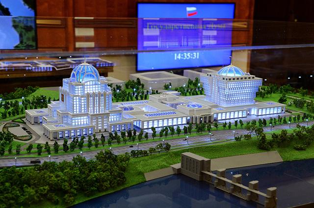 Жилье во Мнёвниках подорожает после строительства парламентского центра