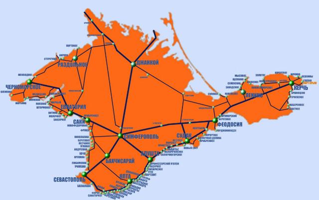 В Крыму начинают молодежную стройку города на 100 000 человек