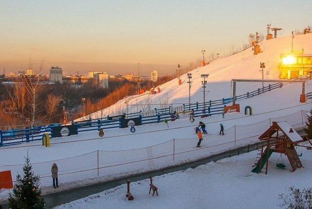 7 новостроек Москвы рядом с катками и лыжными трассами