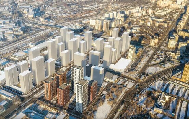 На юге Москвы началось строительство малоэтажного ЖК