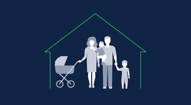Минстрой хочет уменьшить ипотечное бремя для многодетных семей