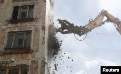 Промзону в московском Лефортове ждет реконструкция