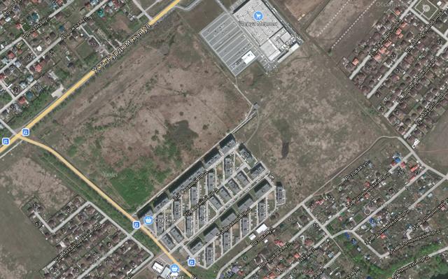 Под Саратовом построят жилой комплекс на 160 тысяч кв. метров