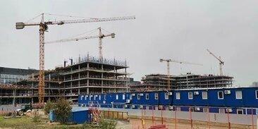 В Новой Москве рядом с деревней Румянцево построят офисный центр