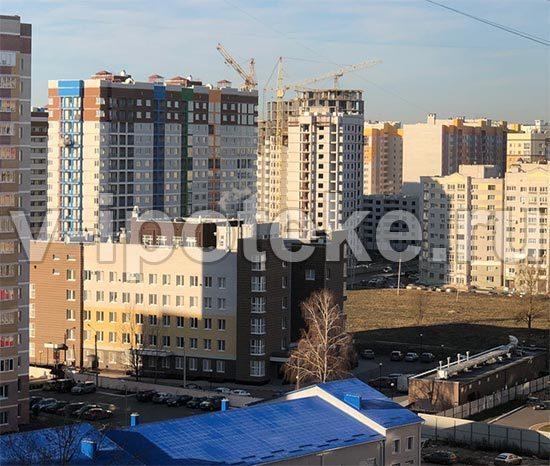 Каждый 5-й ипотечный кредит в России выдан в Москве