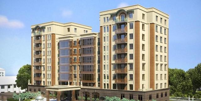 В Москве застройщик недорогого жилья возведет дом премиум-класса