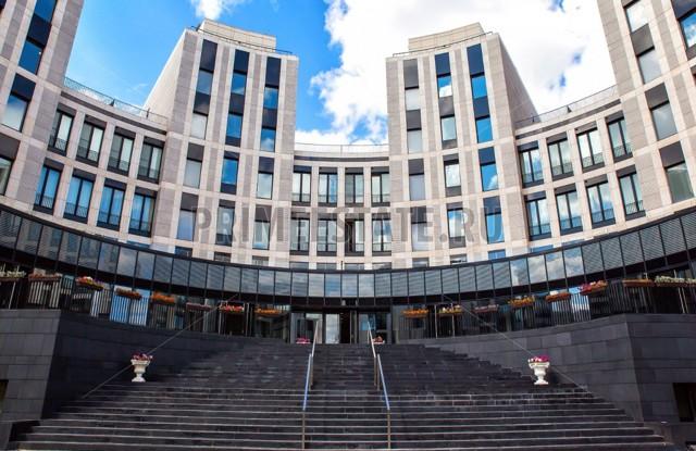 На набережной Мартынова в Петербурге построят элитный ЖК