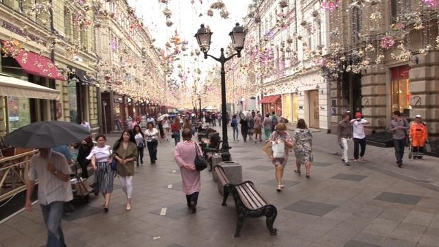 Власти Москвы хотят объединить 4 популярных у горожан места отдыха