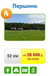 Самые востребованные участки Подмосковья – на Новорязанском шоссе