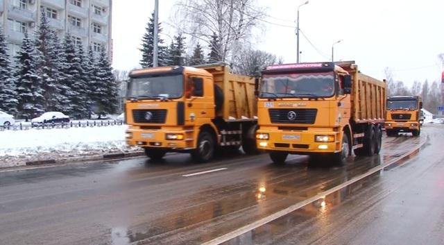 В Нижнем Новгороде реконструируют Молодежный проспект