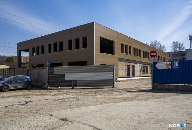В технопарке новосибирского Академгородка построят малоэтажные дома