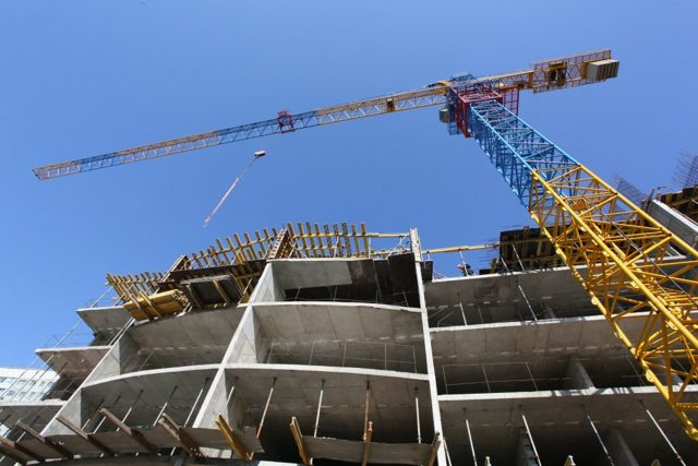 Каждая 5-я российская строительная компания – в предбанкротном состоянии