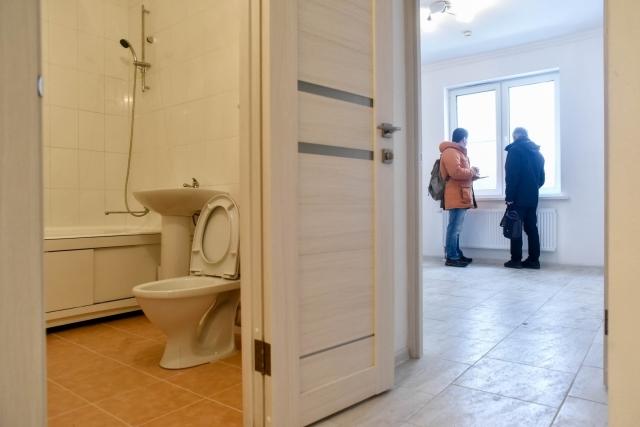 Ввод жилья в России растет благодаря проектам прошлых лет