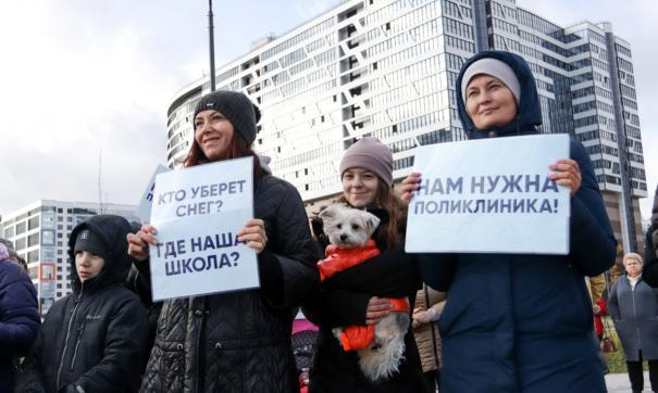 В Петербурге ЛСР купит еще не намытые территории ВО