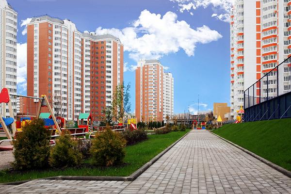 На юге Москвы больше всего доступных новостроек
