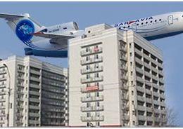 Минтранс предлагает сносить самострой рядом с аэропортами
