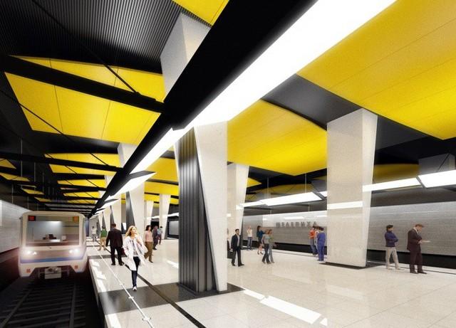 В Москве решили, каким будет второе кольцо метро