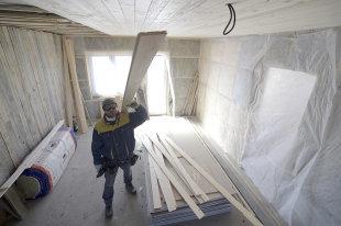 В России в 2014 году стали строить на четверть больше жилья