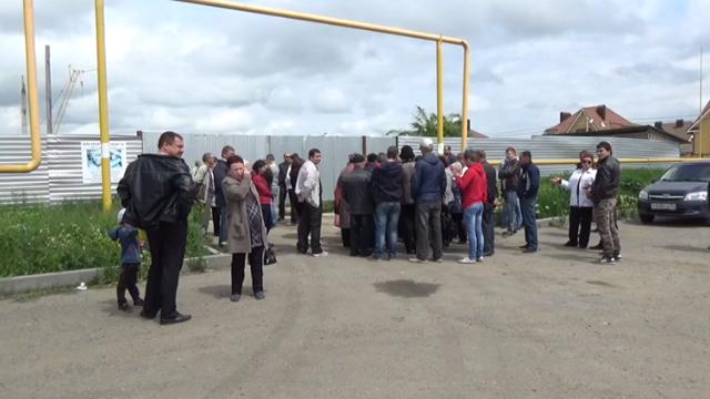 В Ставрополе расследуют дело обманутых дольщиков
