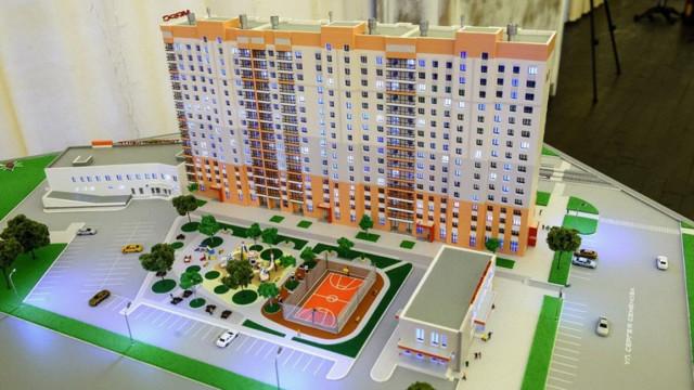В Барнауле планируют развернуть строительство квартир
