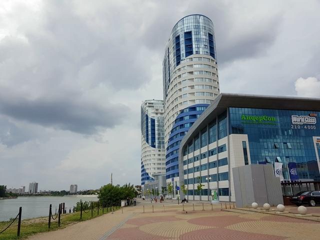 Краснодар лучше других городов России обеспечен ТЦ