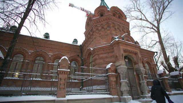 В Екатеринбурге построят жилье на месте заброшенного бизнес-центра