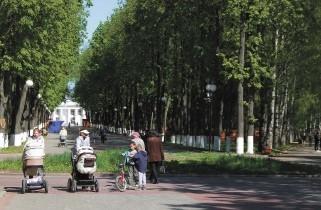 Правительство РФ направит 500 млн рублей на обустройство парков и скверов