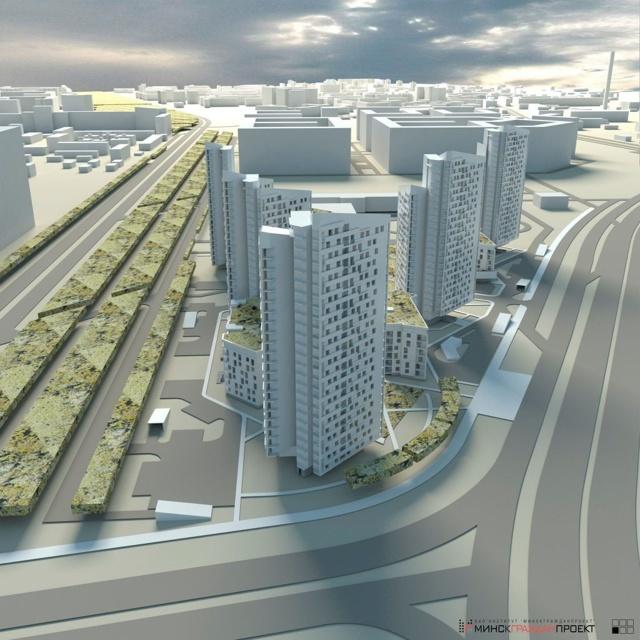 В Петербурге появится белорусский квартал