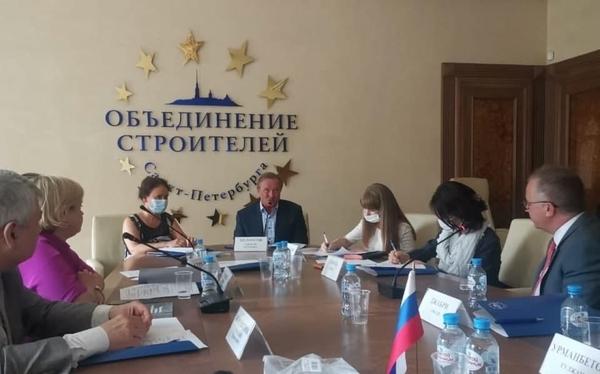 Строительство города-спутника Петербурга «Южный» откладывается на год
