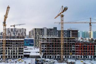 Дорогие офисы в центре Москвы подешевели на четверть в течение года