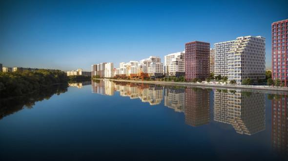 На северо-западе Москвы возведут МФК бизнес-класса