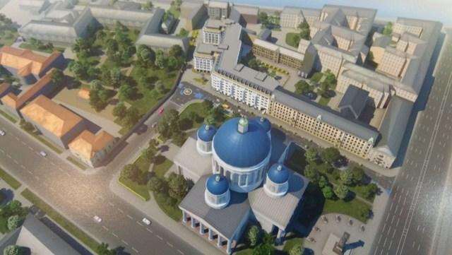 В Петербурге на месте рынка построят жилье