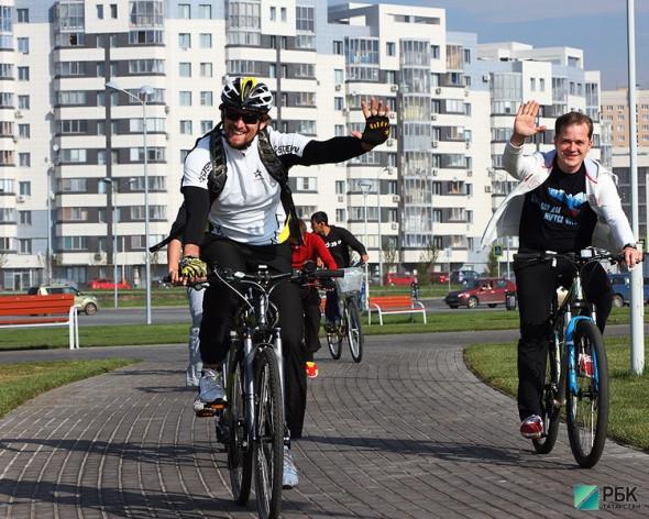 Города Татарстана благоустроят по примеру Копенгагена