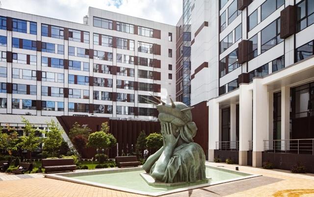 Налог на апартаменты в Москве будет таким же, как на квартиры