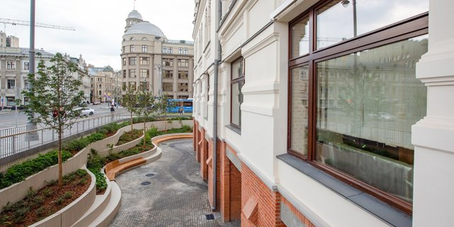 В Москве музеи и галереи активно осваивают свободные площади