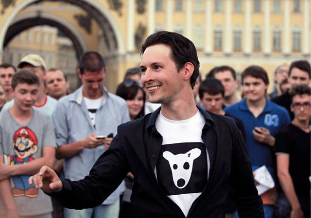 В Петербурге сдают студию, где якобы жил Павел Дуров