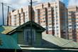 В Новой Москве возводят все больше частных домов